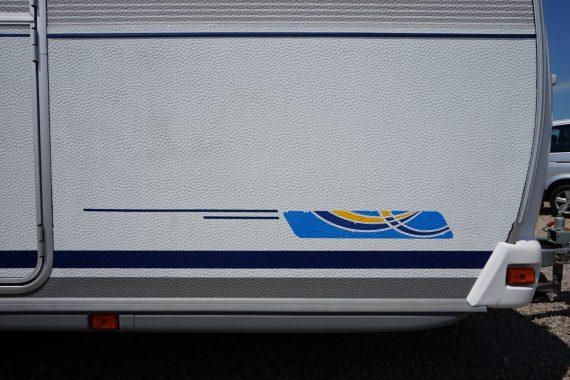 Rulota Dethleffs Camper 430T