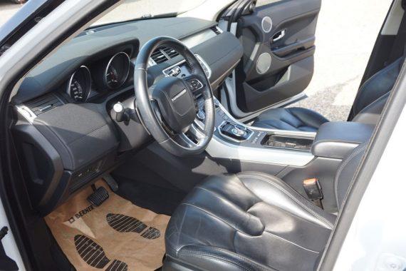 Autoturism Land Rover Range Rover Evoque