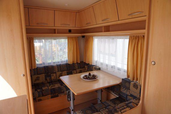 Rulota Chateau Calista 390 TZD