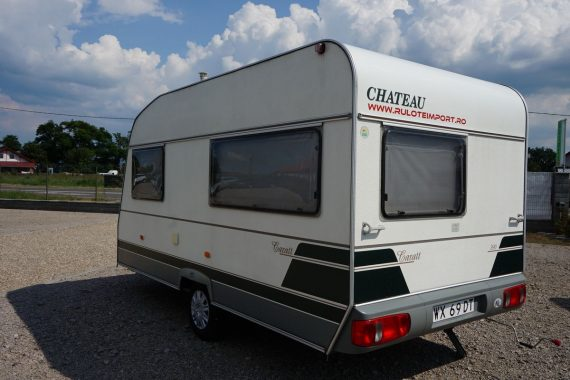 Rulota Chateau Caratt 390