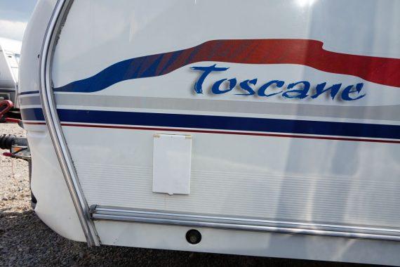 Rulota Swift Toscane 390