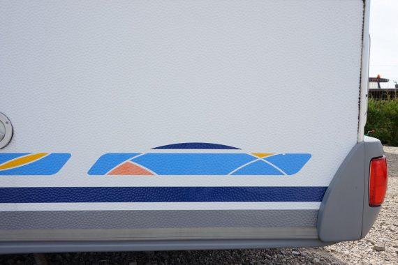 Rulota Dethleffs New-Line 430T