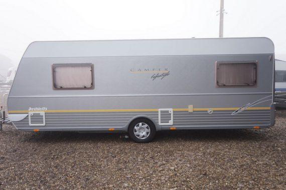 Rulota Dethleffs Camper Lifestyle 540 DB