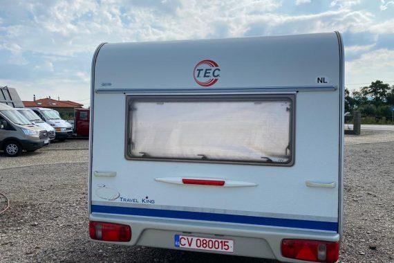 Rulota Tec Travel King 490