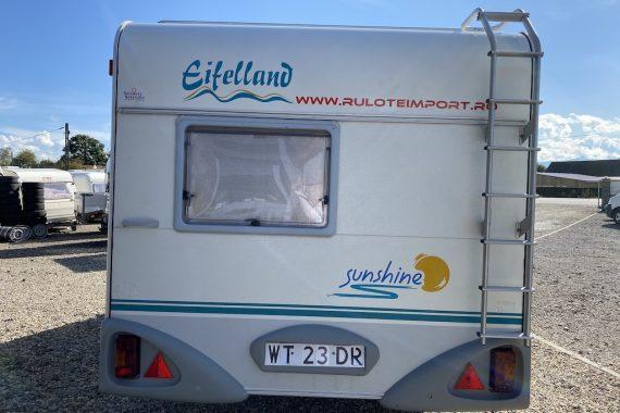 Rulota Eifelland Sunshine 495TF