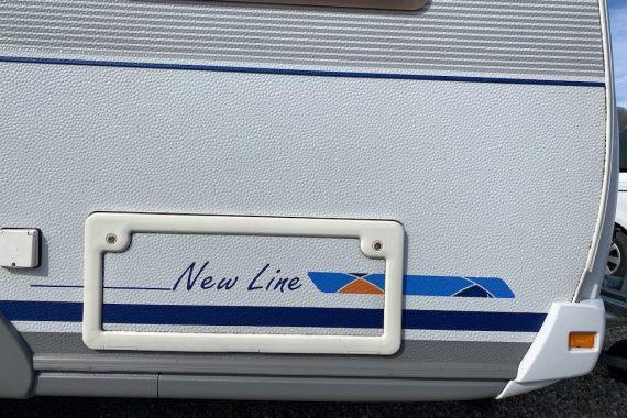 Rulota Dethleffs New-Line