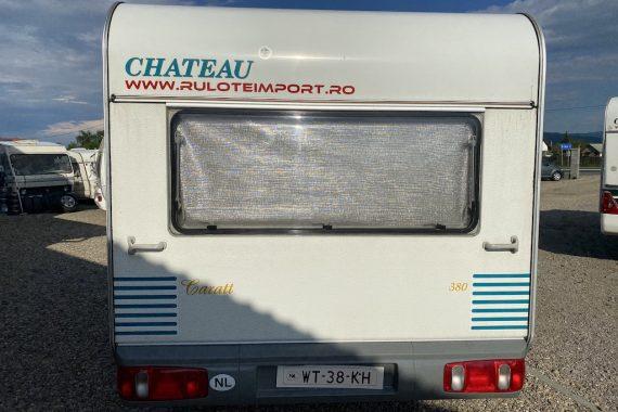 Rulota Chateau Caratt 380 C