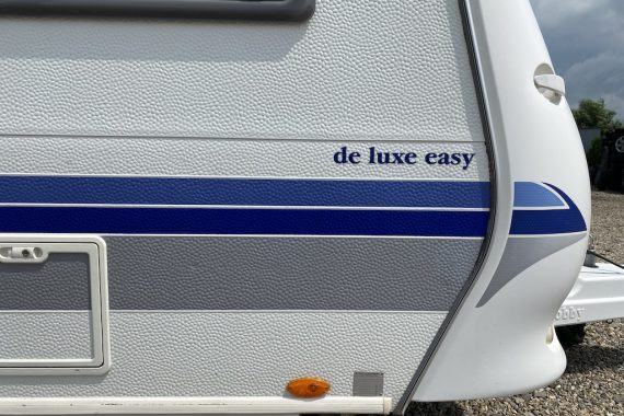 Rulota Hobby De Luxe Easy 450 UF