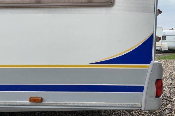 Rulota Burstner Arstep 420 TN