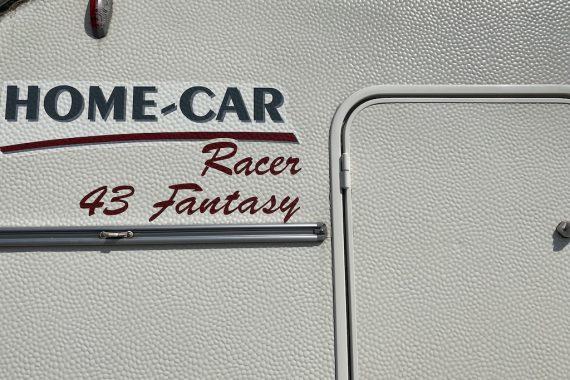 Rulota Home-Car Racer 43 Fantasy